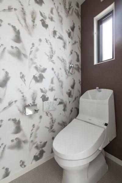 一号地 トイレ