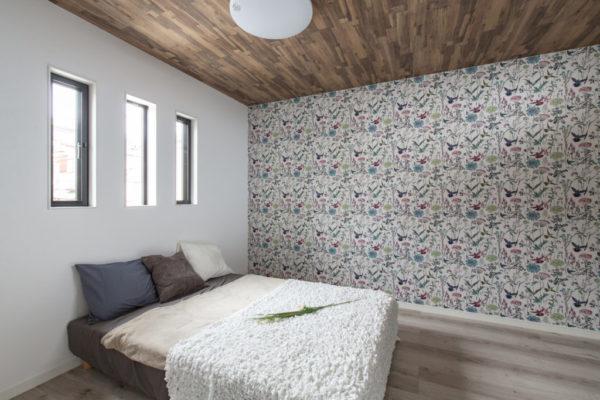一号地 寝室