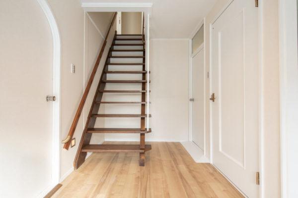 アフター 階段
